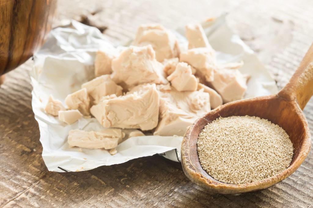 「酵母サプリ」糖質をエネルギーに変える!
