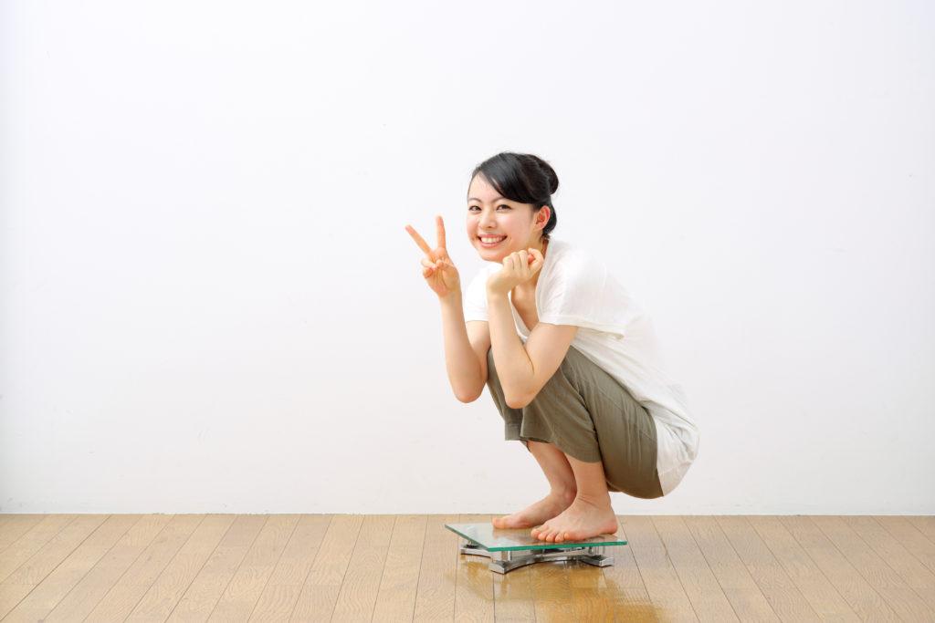 ダイエットサプリで代謝を上げて、着実にヤセ体質に変身