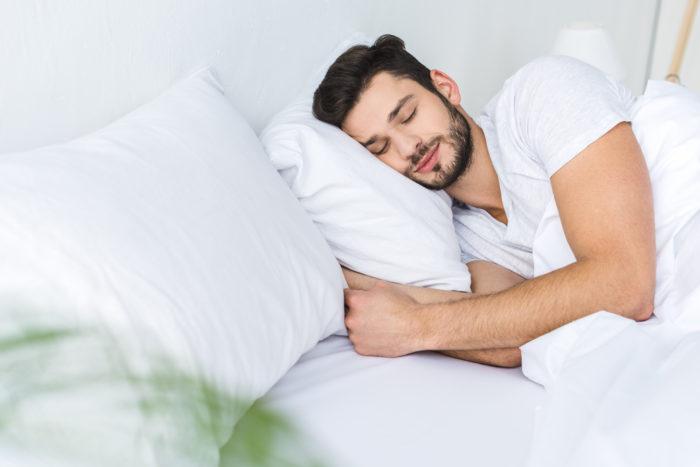 男性 睡眠